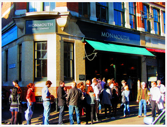 Monmouth Coffee London
