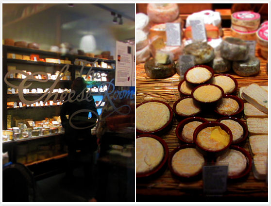 La Fromagerie - London - Cheese Room