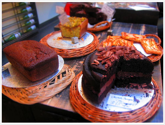 La Fromagerie - London - Cakes