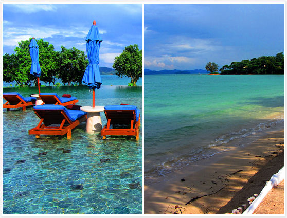 Naka Yai Island Luxury Resort Thailand