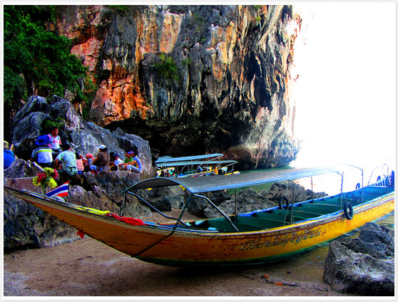 Thailand - Long Tail Boat