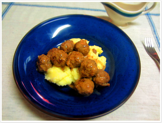 Norwegian Meatballs 5