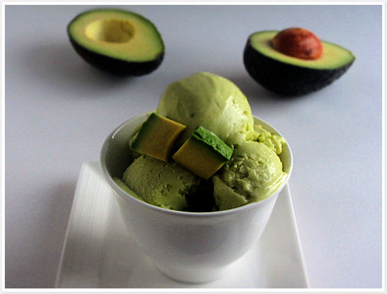 Avocado Ice Cream 9