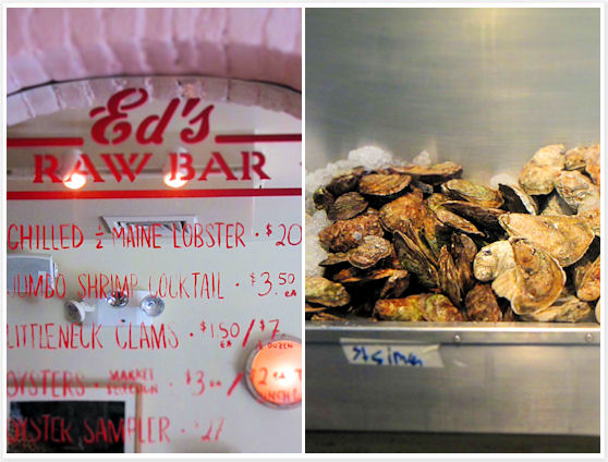 Ed's Lobster Bar New York