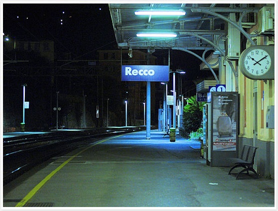 Recco train station