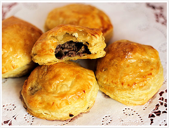 Creole Mini Meat Pies 6