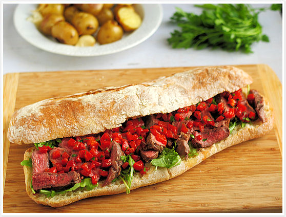 Steak Sarnie 6