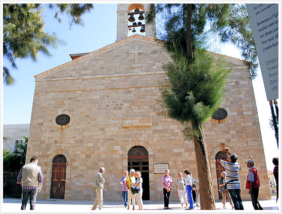 St George's Church - Madaba 3
