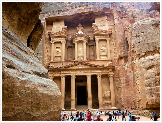 The Treasury - Petra 2