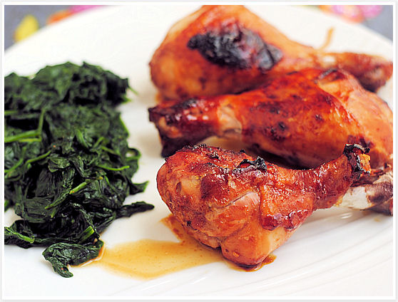 apricot glazed chicken recipe key ingredient apricot glazed chicken ...