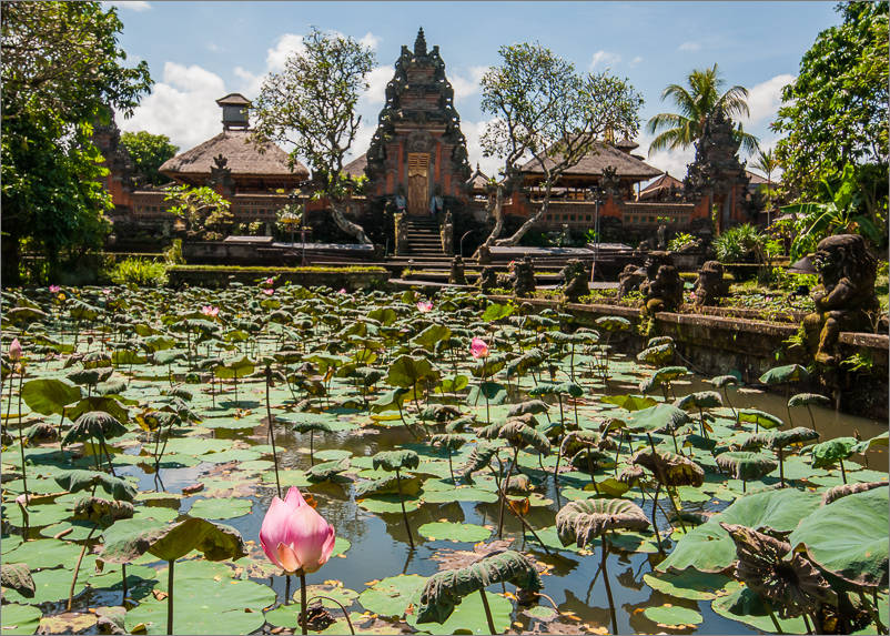 Ubud - Water Temple