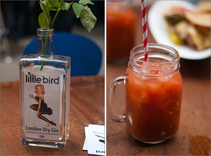 Little Bird Bloody Mary