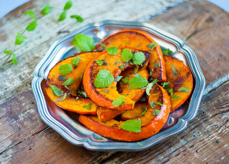 Sweet and Sour Kabocha Squash 2