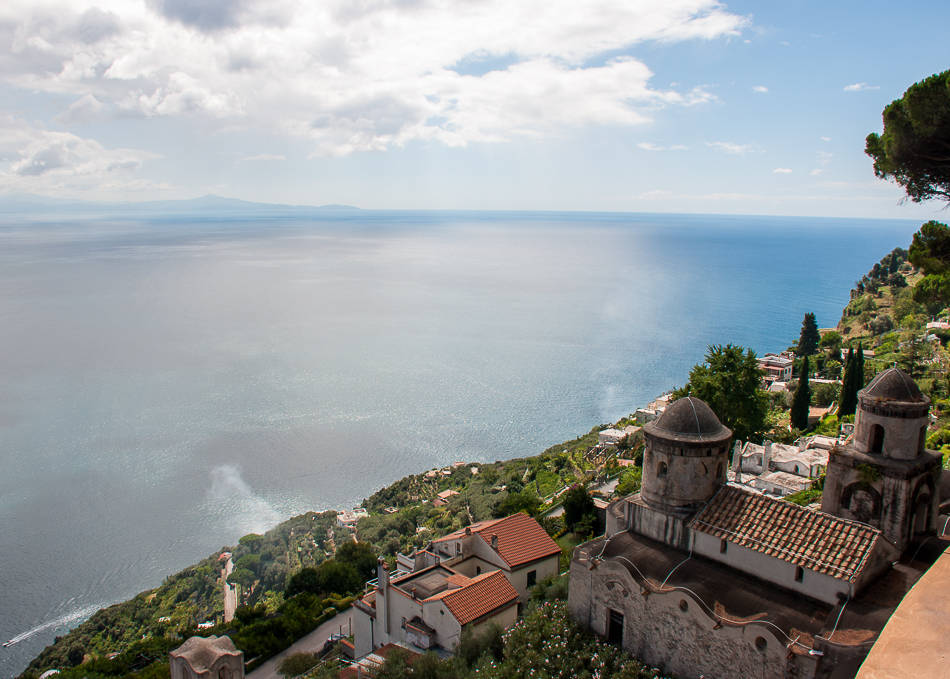 Ravello - Villa Rufolo views 2
