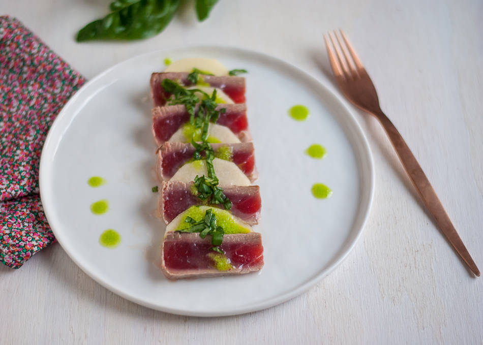 Seared Tuna 6