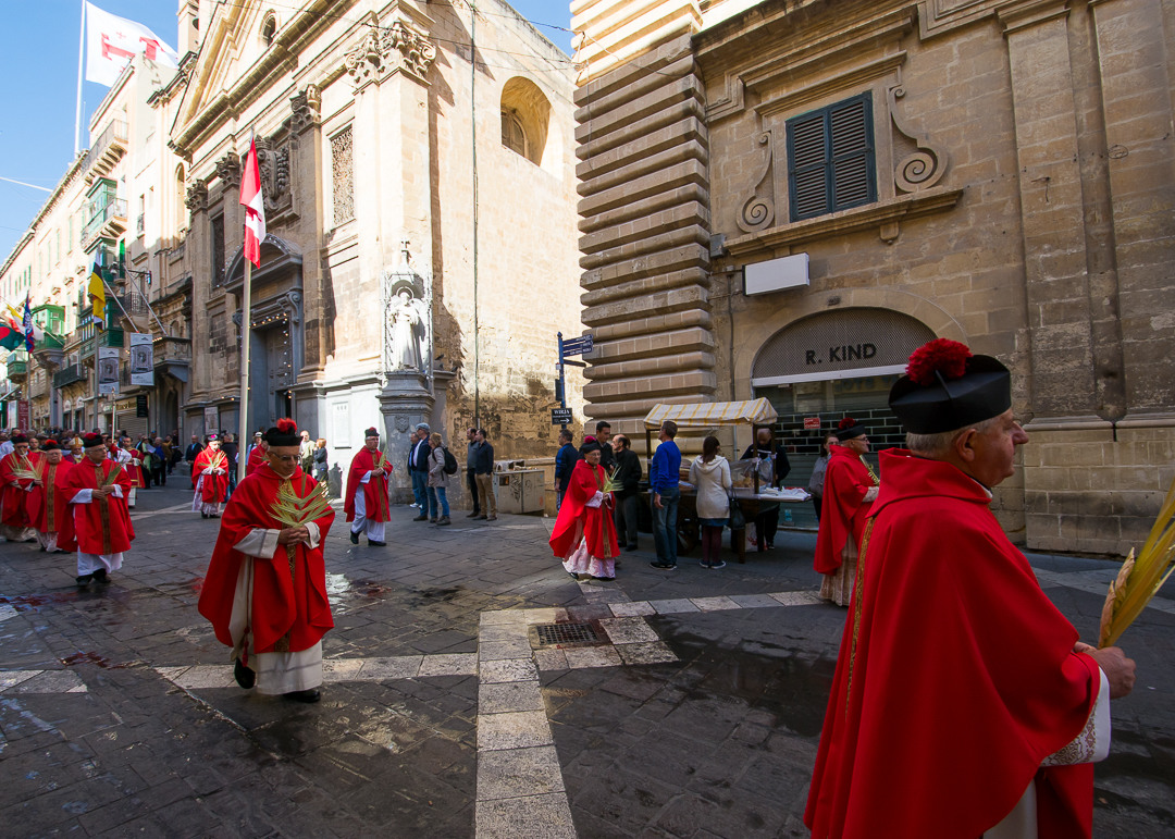 Festa in Valletta