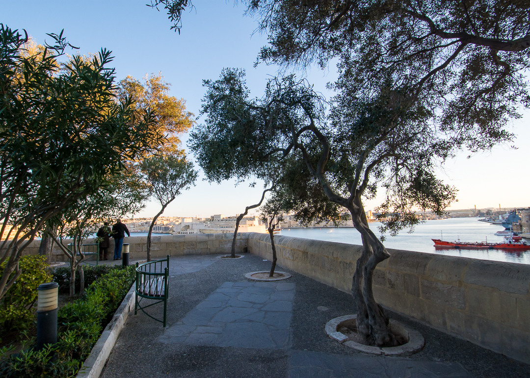 Lower Barraka Gardens - Valletta