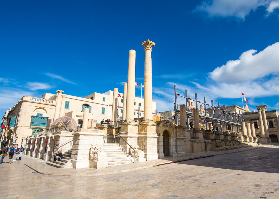 Royal Opera House Site - Valletta