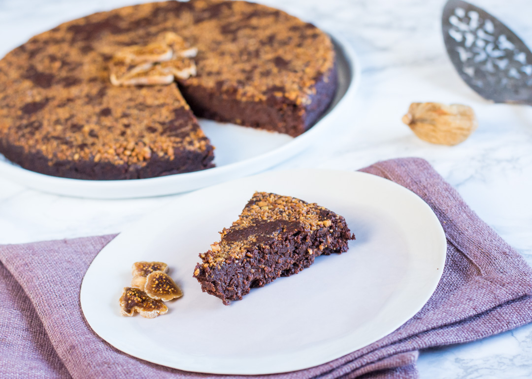 Frustingolo - Chocolate Fig Cake