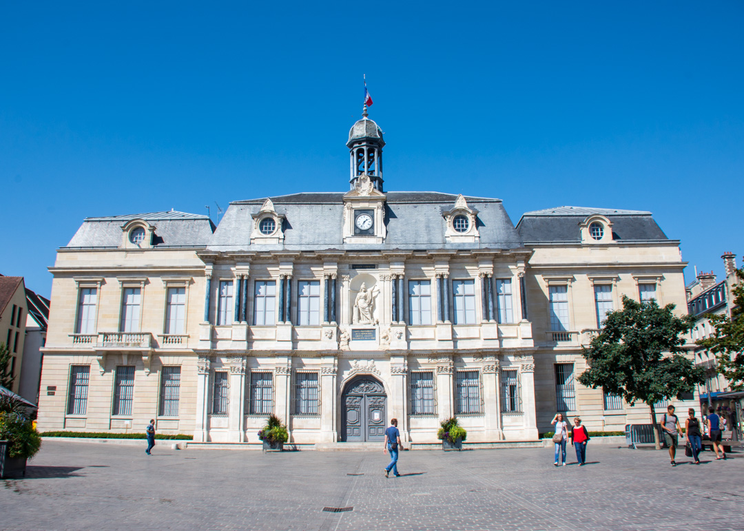 Troyes Town Hall