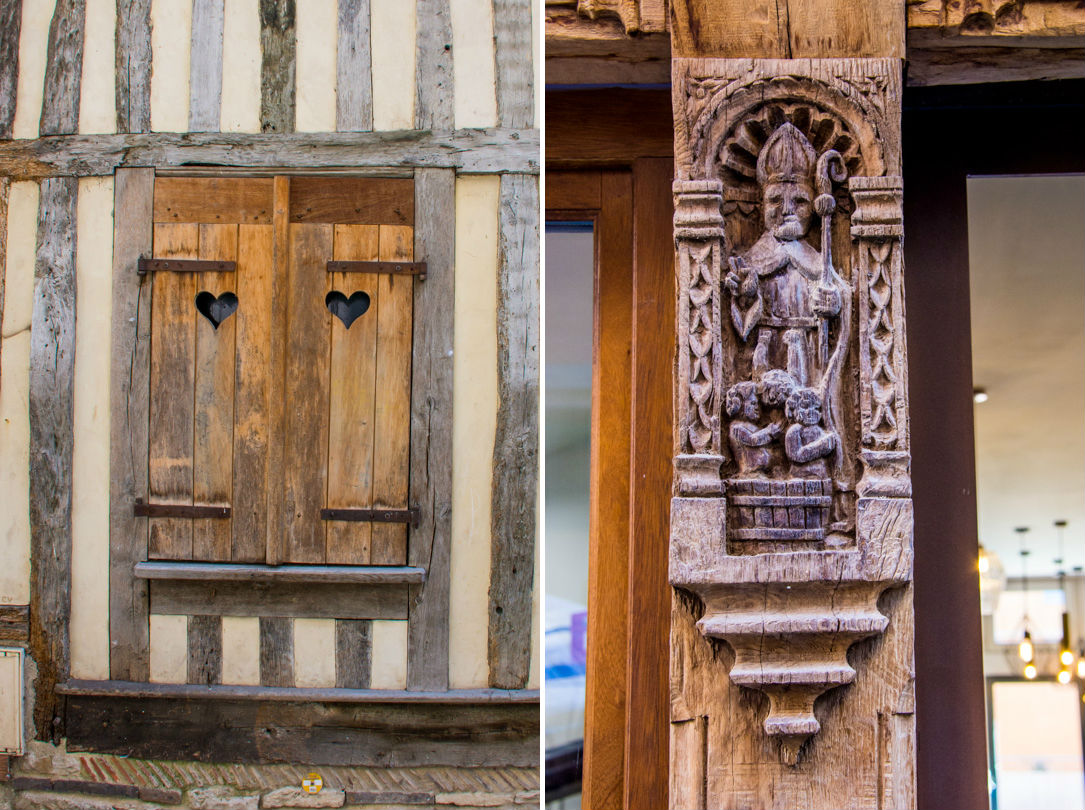 Troyes - Details