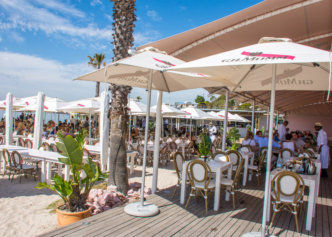 Cape Town - Grand Cafe and Beach