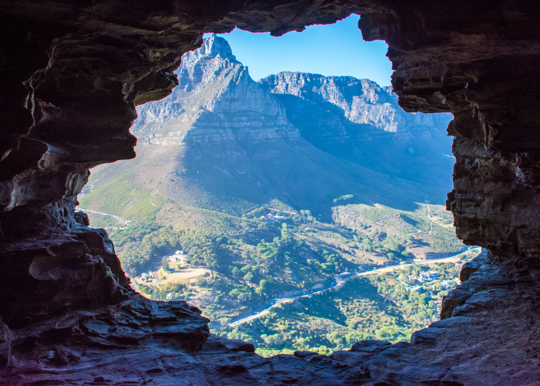 Cape Town - Wally's cave