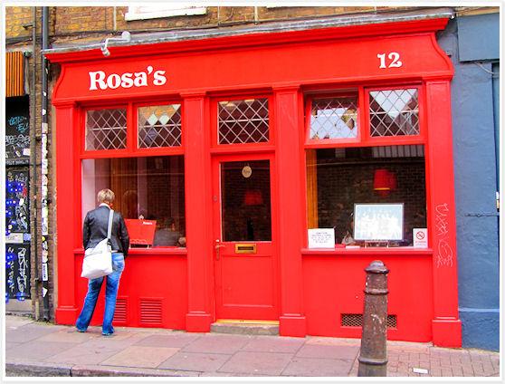 Rosa S London