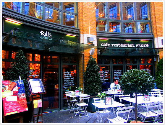 Bill S Produce Store London