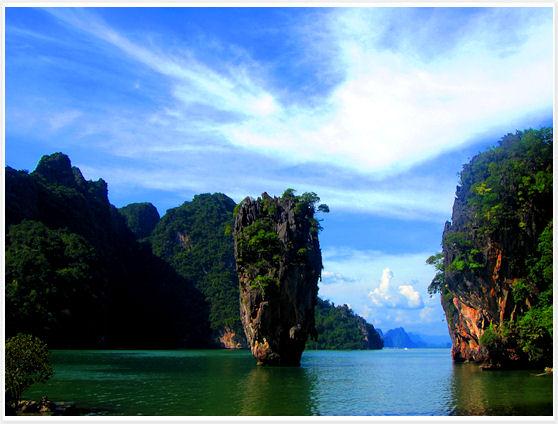 Phang Nga Bay Boat Tour