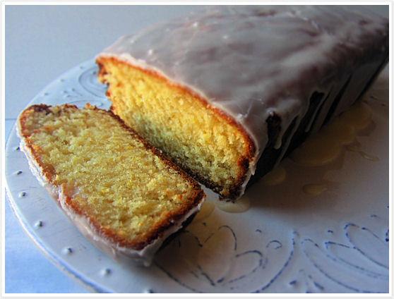 Lemon Glaze For Pound Cake Using Lemon Juice