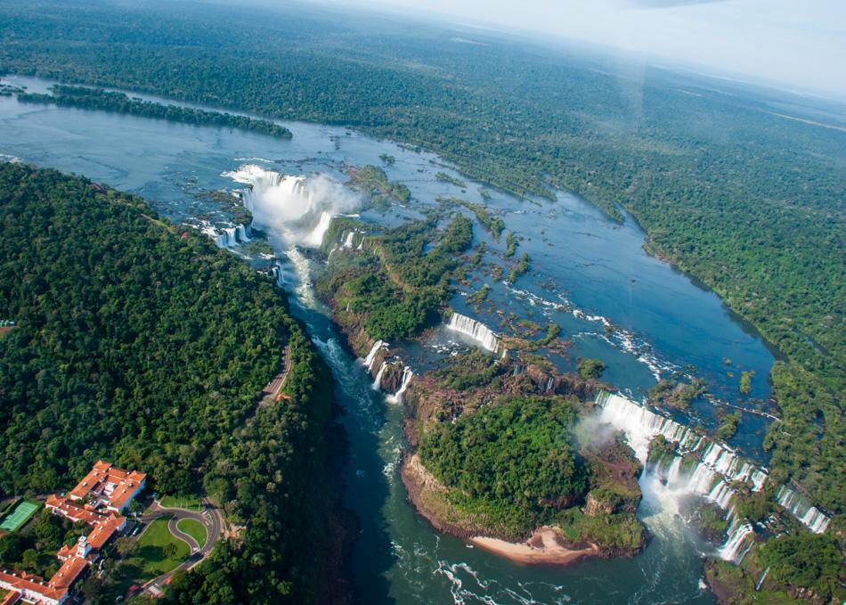 Hotels Near Iguazu Falls Brazil