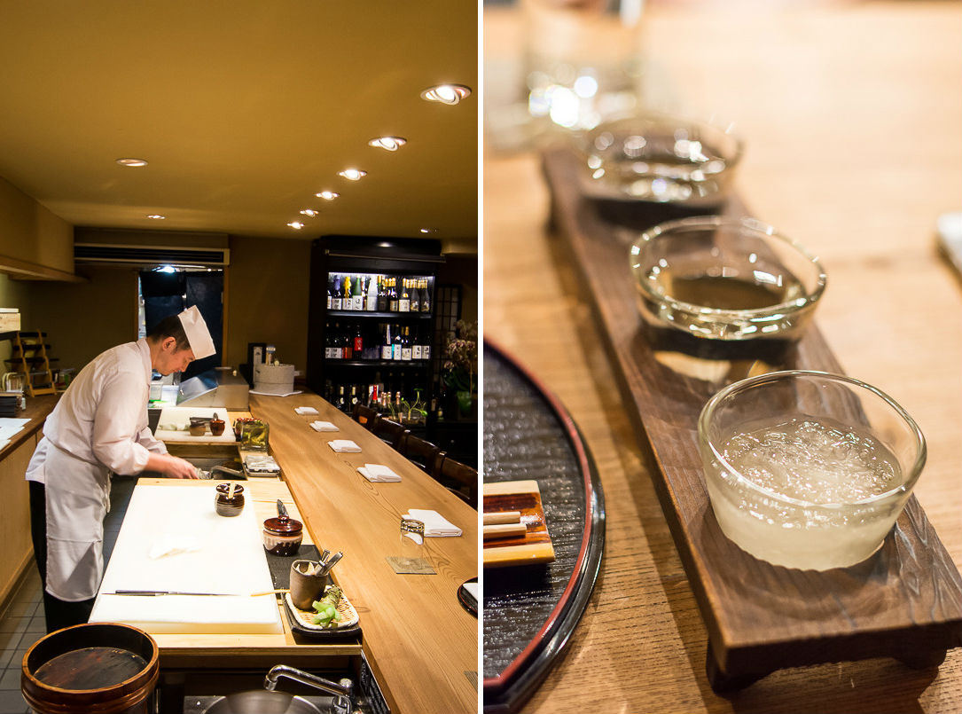 Soy And Sake Restaurant Nyc