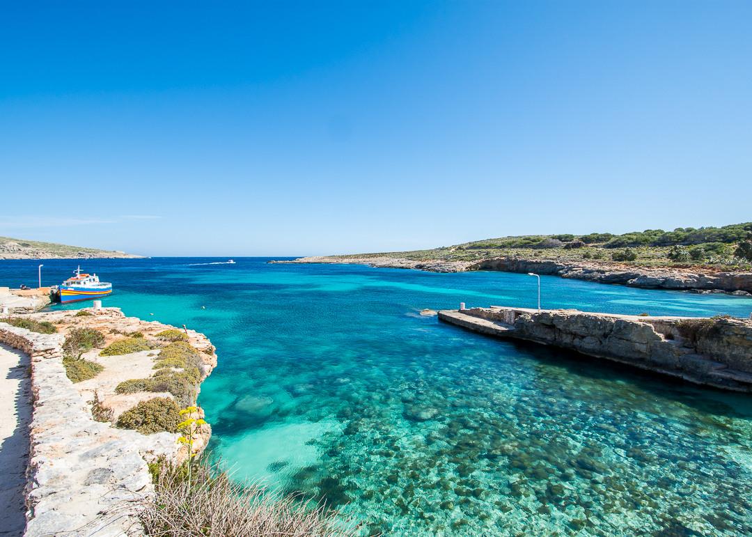 Beaches In Gozo Island