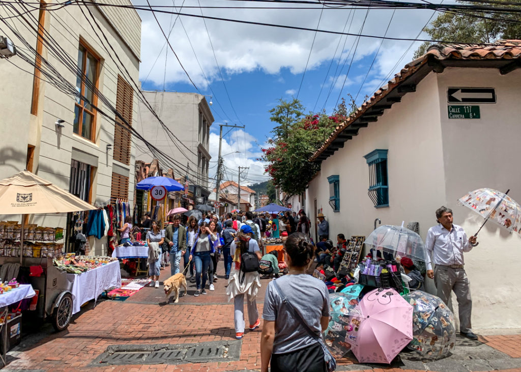 Eating Your Way Through Bogota, Colombia | Flying Fourchette